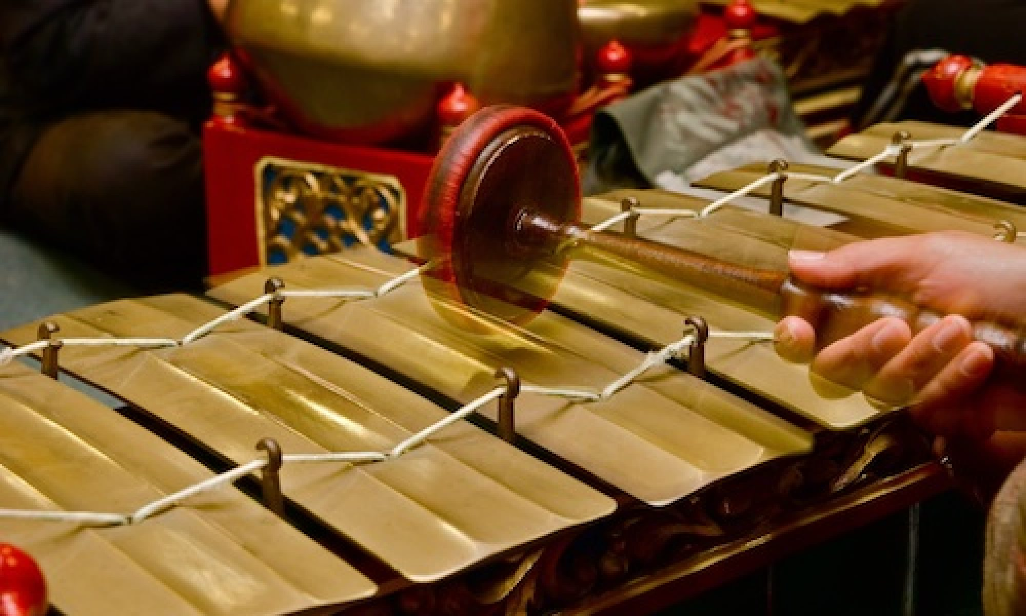 Melbourne Community Gamelan